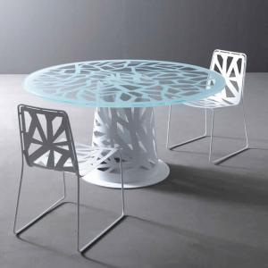 table et chaise en découpage