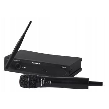Micro main sans fil professionnel numérique 2.4GHz