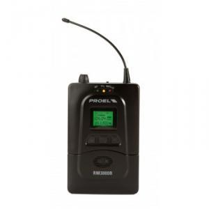 PLL UHF In-ear récepteur sans fil