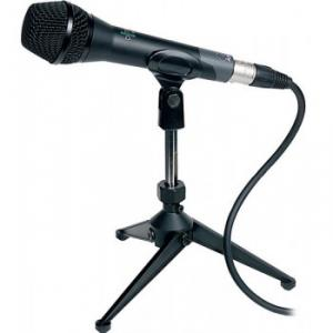 Desktop microphone metal base/stand