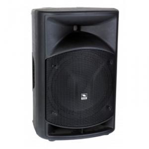 système de haut-parleur bi-amplifié 2 voies