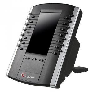Polycom VVX Color Expansion Module 28 keys - téléphonie