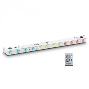 BARRES A LED TRIBAR 200 IR WH