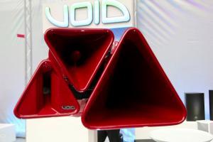 VOID Tri Motion Enceinte Bi-Amplification 3 Voies 1050 Watts