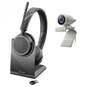 Poly Studio P5 avec Voyager 4220 UC USB-A