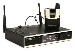 Sennheiser SL Headmic SET - Microphone serre tête sans fil