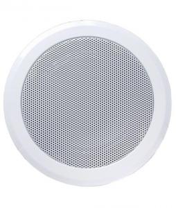 Haut-parleur de plafond m�tallique 6W en 100 V (APART AUDIO�