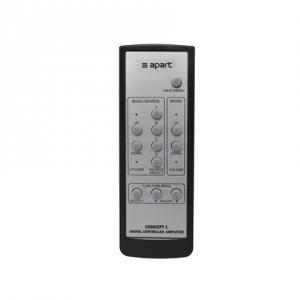 CONCEPT1-RC  APart-Audio Infrared remote