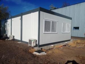Bâtiment modulaire, construction modulaire