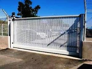 Porte automatique, Porte coulissante, Porte avec design