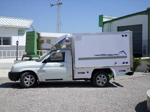 Caisson frigorifique Camionnette Pickup