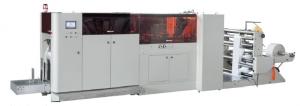 machine de fabrication des pochettes en papier