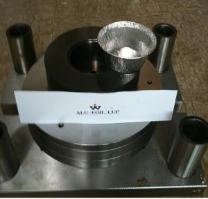 Moule de barquette aluminium