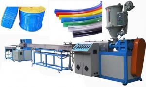 Machine de fabrication tube plastique