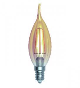 LAMPE LED A FILAMENT FUMÉE E14 220V 4W