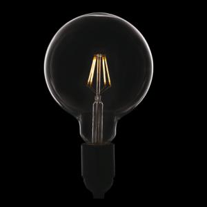 LAMPE LED GLOBE 125 FILAMENT 4W