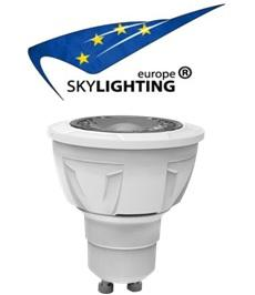 SPOT MR16 GU10 30� DIMMABLE - COB 7W