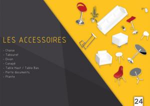 Accessoires stands