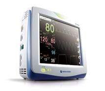 Moniteur Patient avec écran couleur  tactile LCD TFT de 10,4