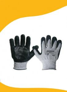 Gants de protection.