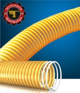 Tuyaux flexible PVC OSV annelé transliquid s