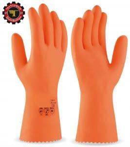 Gant anti chimique latex