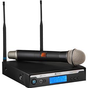 Microphone EV- R300-HDB
