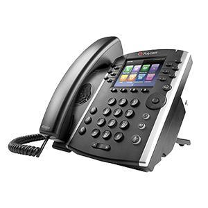 Téléphones multimédias professionnels Polycom VVX 400