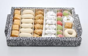 Assortiment patisserie Tunisienne