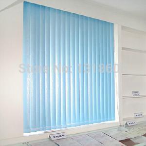 Rideau verticale en PVC
