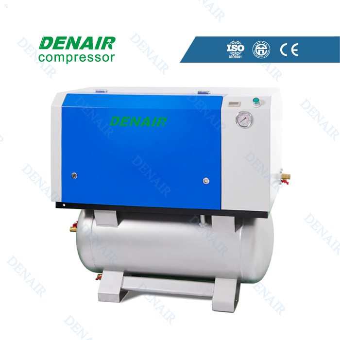 Compresseur d\'air spiros sans huile