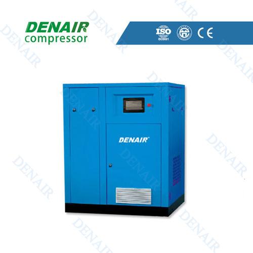 Compresseur d'air à vis de vitesse variables permanente magnétique