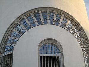 Fenêtres en fer forgé