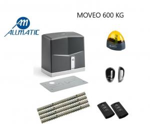 Kit moteur coulissant ALLMATIC MOVEO 600