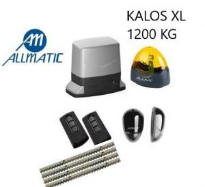 Kit moteur coulissant ALLMATIC KALOS XL 1200