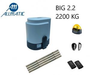 Kit moteur coulissant ALLMATIC BIG 2.2