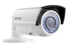 Cam�ra Externe IR40m, HD720P varifocal 2.8-12mm
