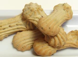 Biscuit au beurre �pic� anise