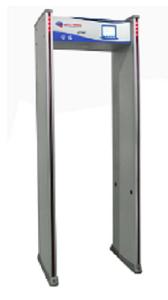 portique détécteur de métaux