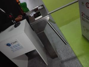 solution de control d'accées : pointeuses et tourniquet biometrique tripodes
