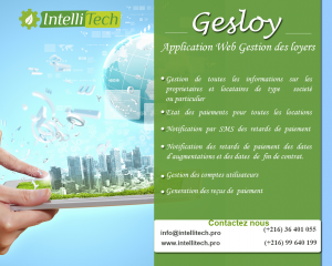 Gesloy: Gestion des Loyers