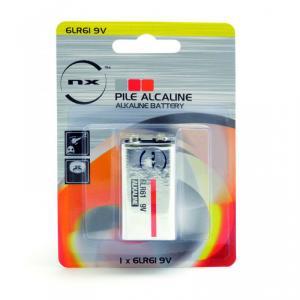 Pile alcaline NX 9V