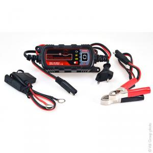Chargeur plomb/Maintien de charge NX 6-12V/1.2A 100-240V (Intelligent)