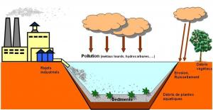Etude de dépollution