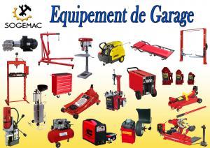 Equipement de Garage