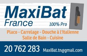 MaxiBat France entreprise