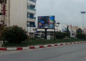 Ecrans à LED outdoor