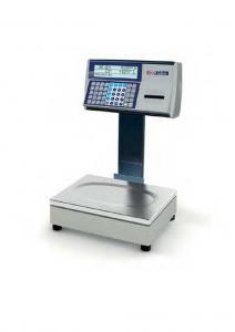 balance électronique poids/prix avec imprimante SUPREMA LIBRA