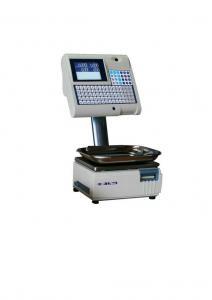 balance électronique poids/prix avec imprimante SUPREMA POLAR PLC