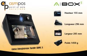 Caisse Enregistreuse Tactile ABOX 3